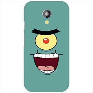 Motorola Moto G (2nd Gen) Back Cover - Laugh Designer Cases