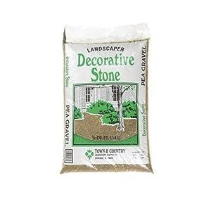 Oldcastle Kolorscape 40200010-RDC06 Yardright Select Landscape Stone Pea Gravel, 0.5 Cubic Feet