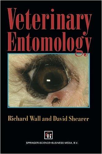 Veterinary Entomology: Arthropod Ectoparasites of Veterinary Importance