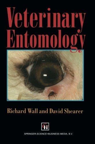 Veterinary Entomology: Arthropod Ectoparasites of Veterinary Importance, by R. Wall, D. Shearer