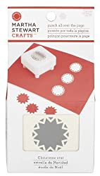 Martha Stewart Crafts All Over The Page Punch, Christmas Star