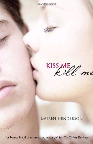 Kiss Me Kill Me (Scarlett Wakefield Series)