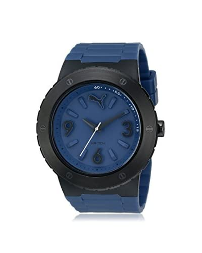 Puma Men's PU103331003 Blue Plastic Watch