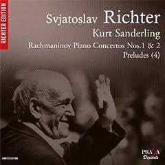 ���t�}�j�m�t: �s�A�m���t�� ��1��&��2�ԁA�O�t�� (Rachmaninov : Piano Concertos Nos.1 & 2, Preludes (4) / Svjatoslav Richter, Kurt Sanderling) [SACD Hybrid] [�A���]