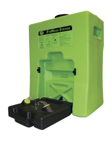S.A.S. Safety Corporation 5135 Portable Low-Profile Eyewash Station front-95578