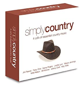 Simply Country (Coffret 4 CD)