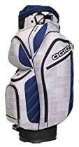 OGIO Giza Cart Bag, White/Charcoal
