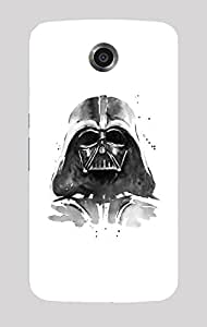 Back Cover for Nexus 6 Darth Vader