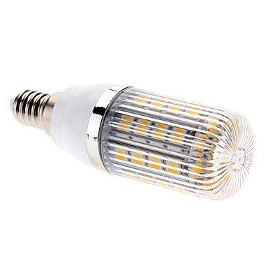 E14 48-Led Warm White 150Lm 2.5W Spot Bulbs (220-240V)