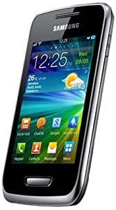 Samsung Wave Y GT-S5380SSAXEF Smartphone 3G+/HSDPA/Quadribande GPS Bluetooth Wifi Bada 2.0