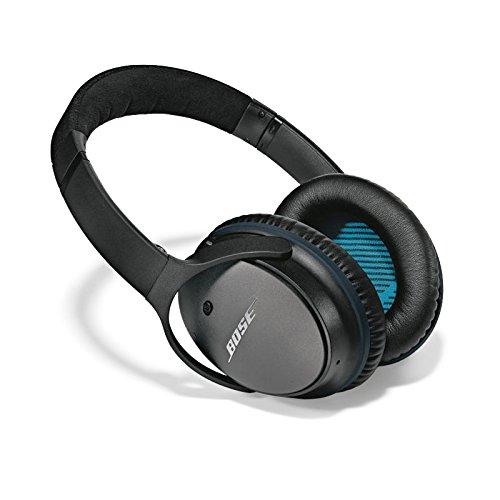 【国内正規流通品】Bose QuietComfort25 ノイズキャンセリング・ヘッドホン(アラウンドイヤータイプ) ブラック
