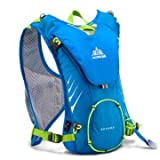 8L Water Bladder Backpack Holder Hydration Carrier Running Shoulder Bag Pack Camping Hiking Racing
