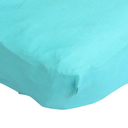 Caden Lane Crib Sheet, Bright Baby - 1