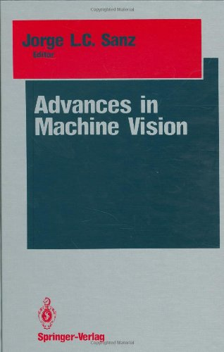 Advances In Machine Vision (Springer Series In Perception Engineering)