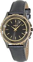 DKNY Brooklyn Gunmetal & Gold with Crystals Women's watch #NY8703 from DKNY