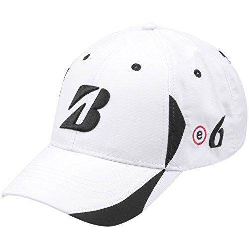 bridgestone-e6-performance-caps-white-one-size-fits-most
