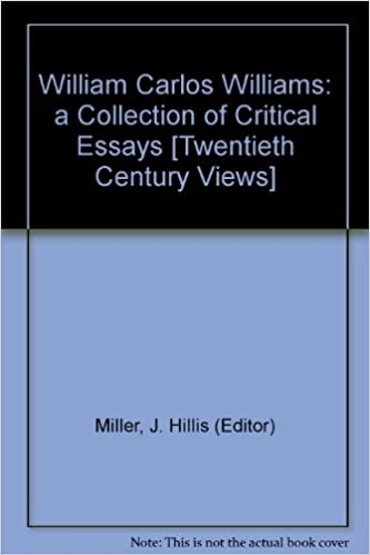 William Carlos Williams A Collection Of Critical Essays - image 2