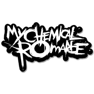 Amazon.com: My Chemical Romance Vynil Car Sticker Decal - Select Size