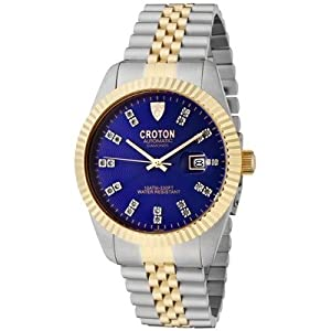Men's Croton Automatic Round Watch