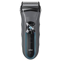 Braun Cruzer 6 Clean Shave All Beards Shaver (Gray/Black)