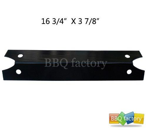 97311 BBQ Gas Grill Heat Plate Porcelain Steel Heat Shield For Brinkmann, Charmglow Models Grills