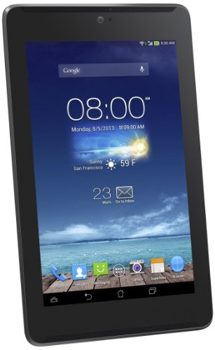 ASUS Fonepad 7 TABLET / ブラック ( Android / 7inch touch / Z2560 / 1G / 16G / BT3 / microSIM ) ME372-BK16