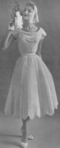 Vintage Knitting PATTERN To Make
