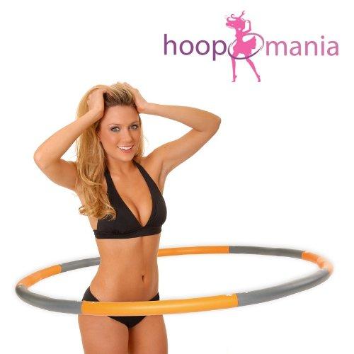 Weight Hoop, Hula Hoop mit Schaumstoff 1,5kg