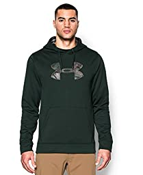 Under Armour Men\'s Storm Caliber Hoodie, Canopy Green, X-Large