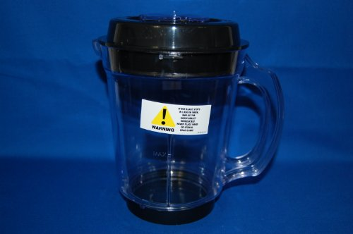 Genuine & Original Magic Bullet 3 Piece Blender Pitcher (Magic Bullet With Pitcher compare prices)