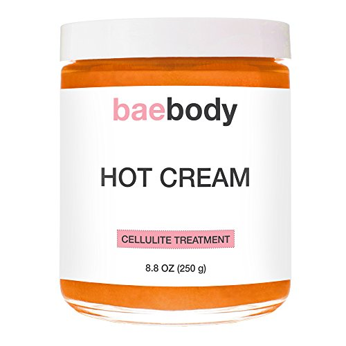 Hot Cream for Cellulite, Muscle, Pain Relief 250g