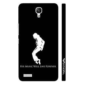 Xiaomi Redmi Note MJ FOREVER designer mobile hard shell case by Enthopia