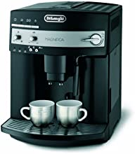 DeLonghi ESAM 3000.B Kaffee-Vollautomat (1.8 l, 15 bar, Dampfdüse) schwarz