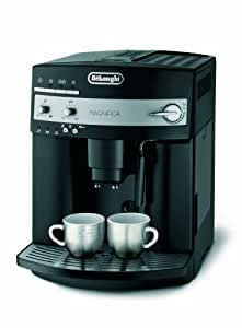DeLonghi ESAM 3000.B Kaffee-Vollautomat (1.8 l, 15 bar, Dampfdüse)
