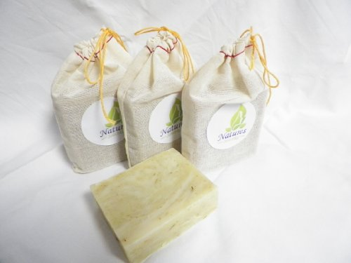 Relaxed Renewal - Lemongrass All Natural Soap - 3 Pack front-57314