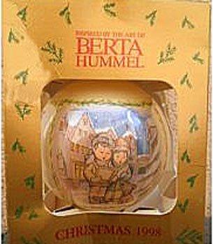 1998 Goebel Weihnachten Christmas Ornament Hummel Inspired Holiday Harmony