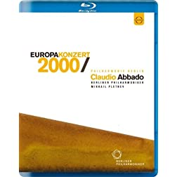 Europakonzert 2000 from Berlin [Blu-ray]