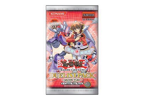 Duelist Pack Jaden Yuki Jaden Yuki Duelist Booster