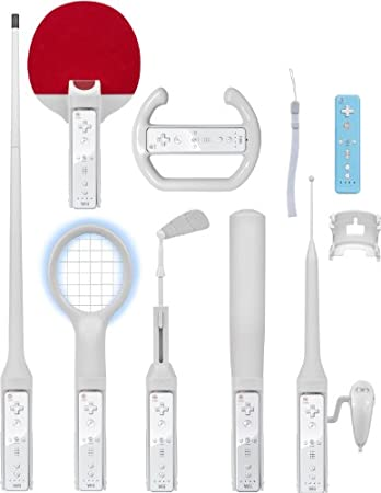 Wii 9 in 1 Sports Kit