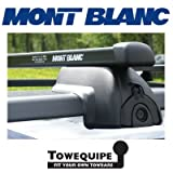 Mont Blanc Roof Bars Readyfit Rack Peugeot 206 SW 02>