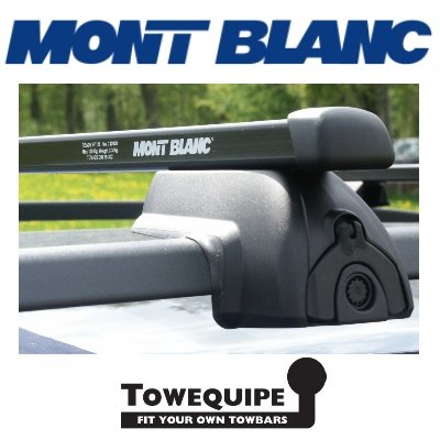 Mont Blanc Roof Bars Readyfit Rack Kia Sorento 03>