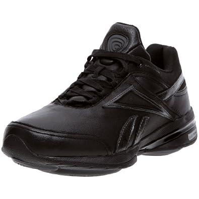 Reebok Easytone Reenew Lux 150347, Damen Sportschuhe - Fitness, Schwarz (black/tar 1), EU 42 (UK 8)