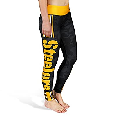 NFL Women's Team Stripe Leggings, Multiple Teams