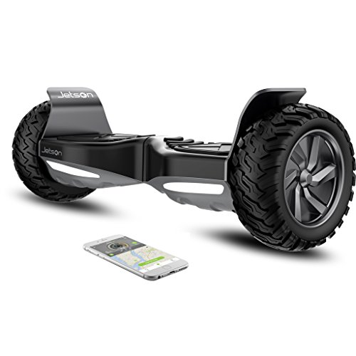 Jetson-V8-Self-Balancing-Scooter