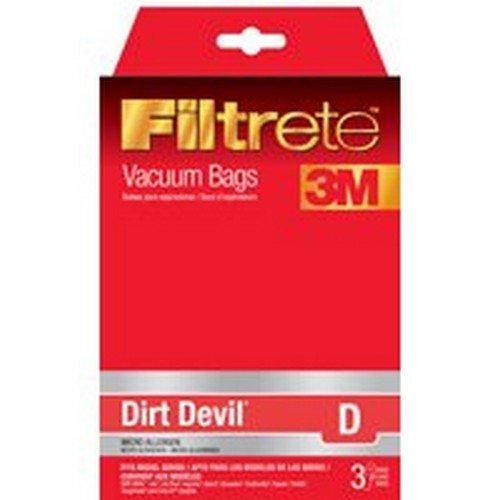 Dirt Devil Featherlite Bag Type