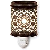 Persian Glow Plug-in Metal Electric Tart Candle Warmer