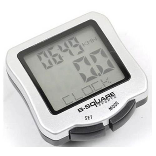 B-Square Cycling Bicycle LCD Computer Odometer
