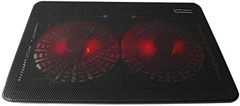 Tacens MNBC1 - Base de refrigeración para portátil Gaming, negro