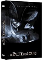 Le Pacte Des Loups : Ultimate Edition 4 DVD + Livret 40 Pages [DVD] Version Longue