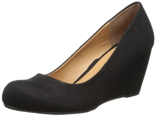 CL by Chinese Laundry Women's Nima Wedge Pump,Black,8.5 M US